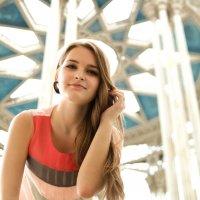 Светящаяся улыбка :: Мария Белоусова