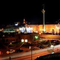 Ночной Киев :: Денис Маншилин