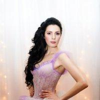 Фиолетовые фантазии :: Елизавета Lee Новикова