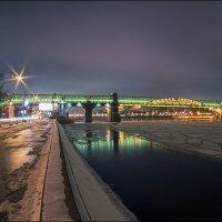 Андреевский мост :: Алексей Соминский
