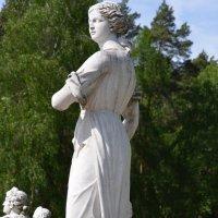 Памятник :: Анна Сурина
