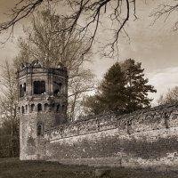 Старые стены :: Николай Белавин