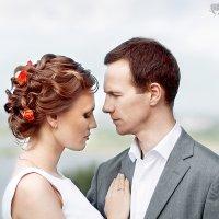 Андрей и Анна - берег Волги :: София Мартынова