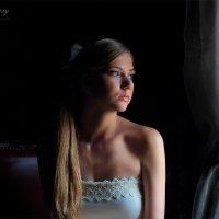 Интерьерная съемка невесты :: Катерина Кучер