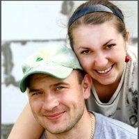 Анастасия и Павел :: Ольга Соболева