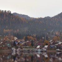 По ту сторону озера :: Владимир Анакин