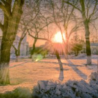 Winter tale :: Никита Дьяковский