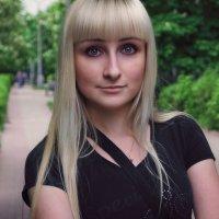 Светлана :: Irina Evushkina