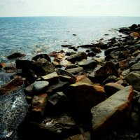 Как мне обхватить море? :: Татьяна Гордеева