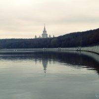Москва(река) :: Дмитрий Гецеров