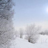 зимушка зима :: Юлия Сергеевна