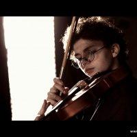 Юный скрипач :: Сергей Гайлит