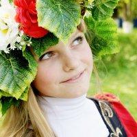 В саду гуляла 3 :: Анна Ванюкова
