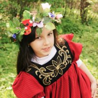 В саду гуляла 2 :: Анна Ванюкова