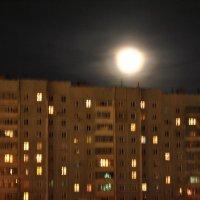Ночь :: Анастасия Аничкина