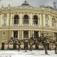 Где то в Одессе... :: Николай Сыс