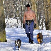 Телохранители... :: Anatoley Lunov