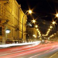 Ночной город :: Марина Воробьева