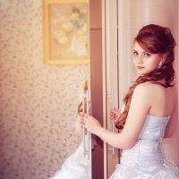 Нежное утро невесты :: Денис Дешин