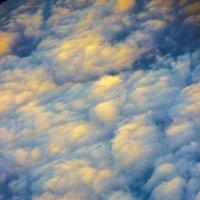 облака вид сверху_1 :: Aleksey Donskov