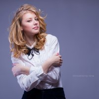 Студийная съемка :: Irina Timoshkina