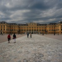 Вена -дворец Шенбрунн :: igor G.