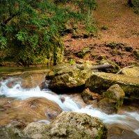 Горная река :: Роман Ткаченко