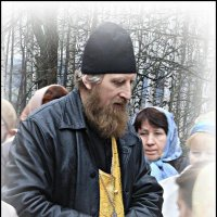 Батюшка. :: Александр Иванов