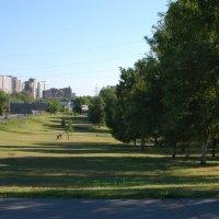 парк г. Самара :: Ольга Тупякова