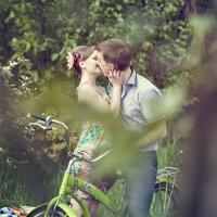 Love Story Алексея и Ирины :: Петр Кладык