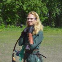 Девушки-лучники на БДВМ-2013 :: Алексей Ярошенко