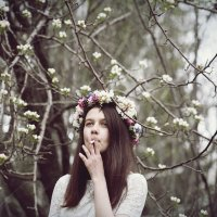 human nature#2 :: Анна Зелень