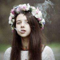human nature :: Анна Зелень