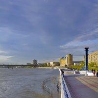 Затопление Иртышской набережной :: Ivan KRYLOFF