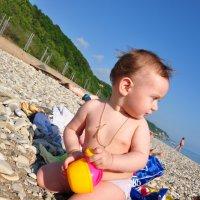 пляжные посиделки :: Алена Засовина