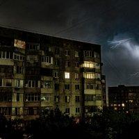 Первая гроза :: Роман Ткаченко