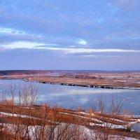 Река Томь... :: Елена Репко