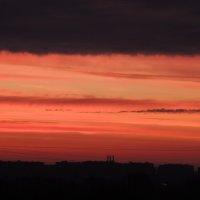 Над полусонным городом! :: Маша Смирнова