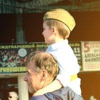 отец с сыном :: Igor Moga