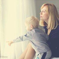 Мама, смотри! :: Светлана Блинова