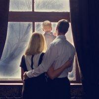 У окна :: Светлана Блинова
