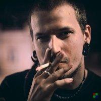 Smokin' :: Андрiй Боровський