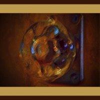 Дверная ручка :: Павел Самарович