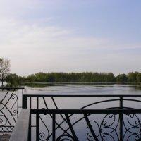 Мост через Днепр :: Евгения Губарева