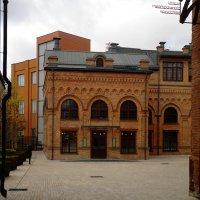 бывшая текстильная фабрика :: meltzer
