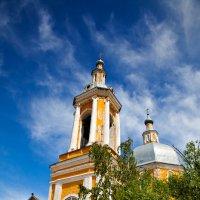 Храм Св. Троицы 1798 г. :: Андрей Попов