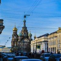 Спас на крови :: Кирилл Варфоломеев
