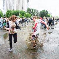 танец на воде :: Nastya Ishimova