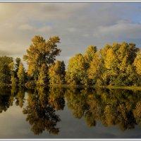 Осенний вечер :: юрий Амосов