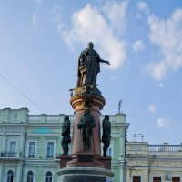 Екатерина ІІ (Одесса) :: Надежда Грибута